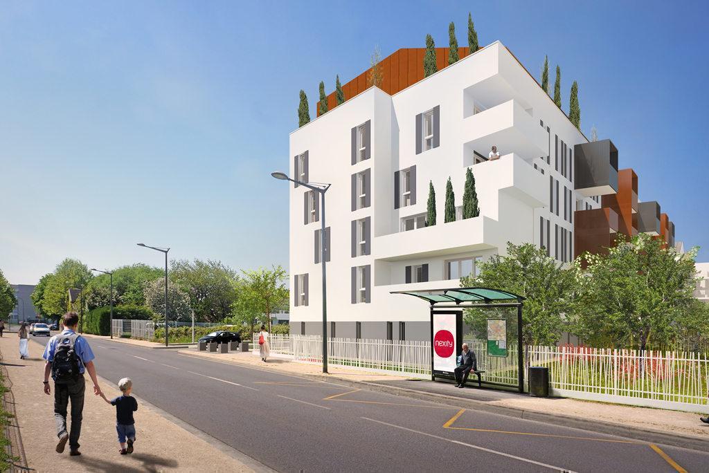 Programme immobilier OREA PARK 64000 PAU