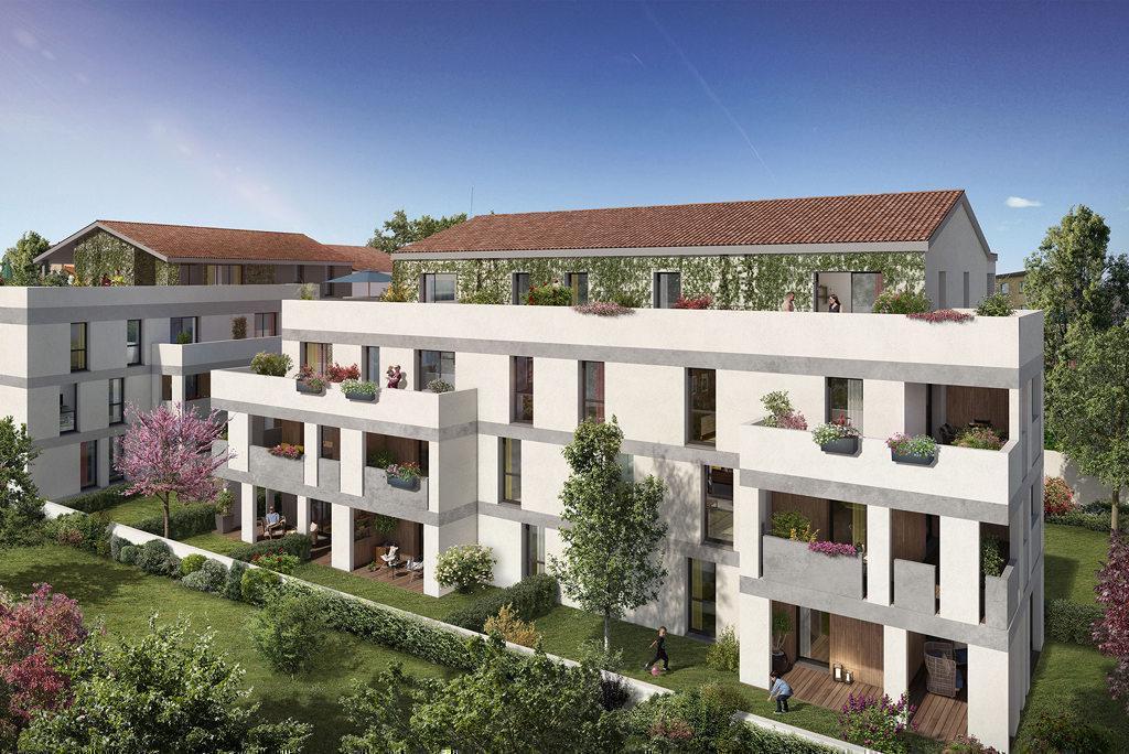 Programme immobilier PARENTHÈSE 31000 TOULOUSE