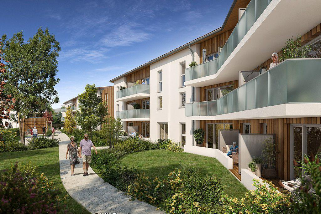Programme immobilier VILLA SERENA 31000 TOULOUSE