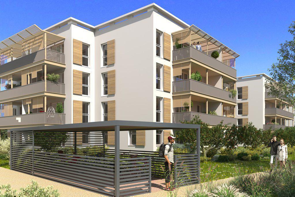 Programme immobilier LES ALLEES DU CHATEAU 83210 SOLLIES PONT