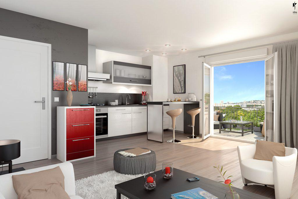 Programme immobilier DOMAINE TERRE ROUGE 83490 LE MUY