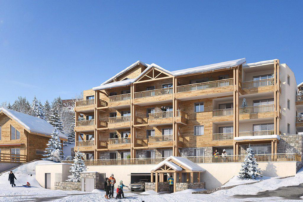 Programme immobilier VALBERG HORIZON 06470 PEONE