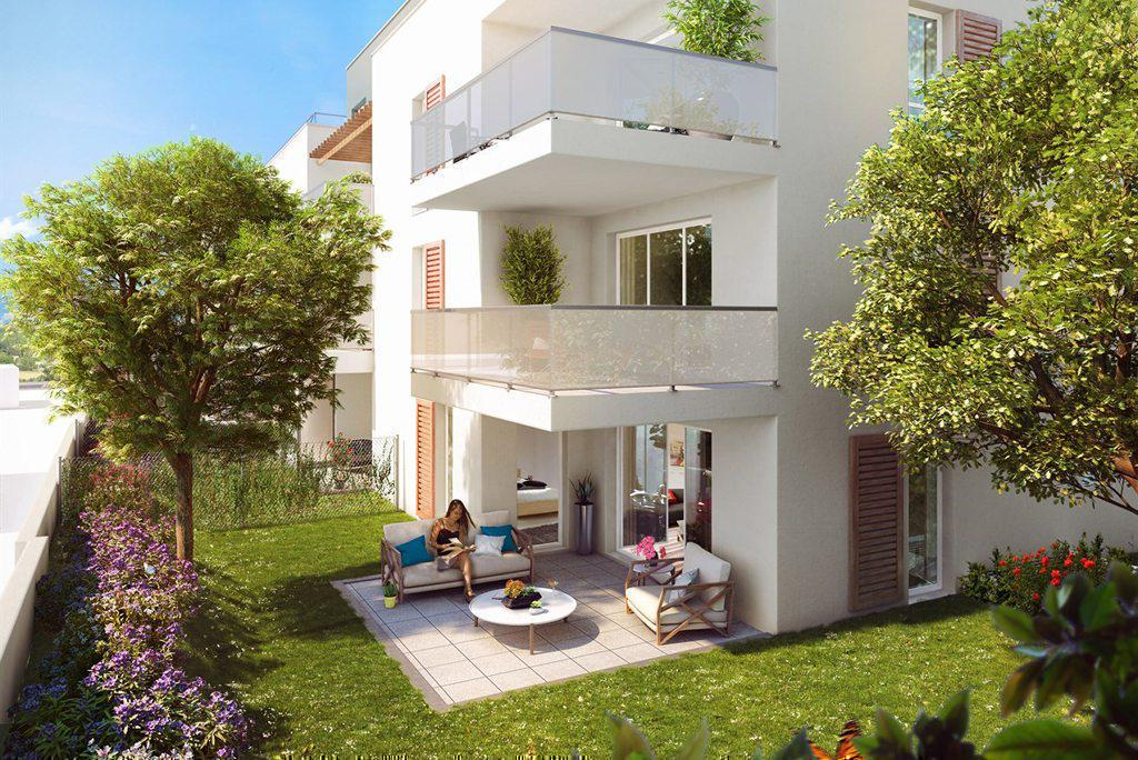 Programme immobilier 85 CLOT BEY 13008 MARSEILLE 08