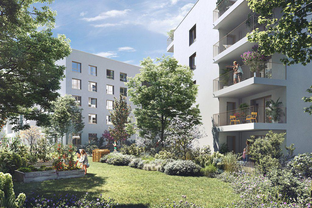 Programme immobilier INITIALE 69500 BRON