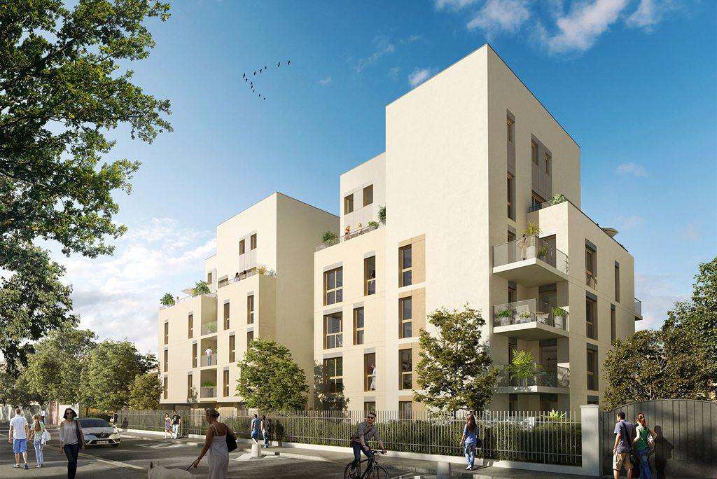 Programme immobilier AUGUSTE ET LOUIS 69008 LYON 08
