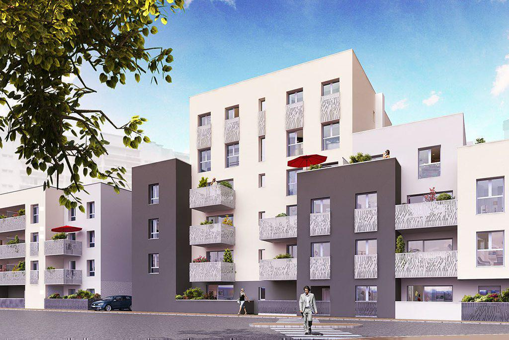 Programme immobilier MUSE 21000 DIJON