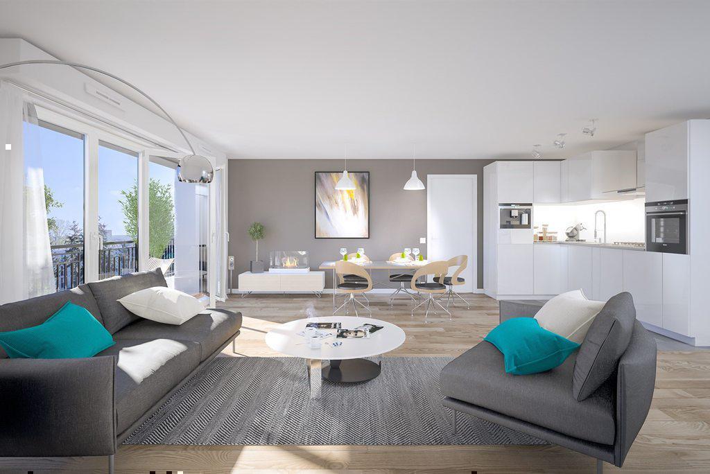 Programme immobilier VILLA CORBETTA 69960 CORBAS