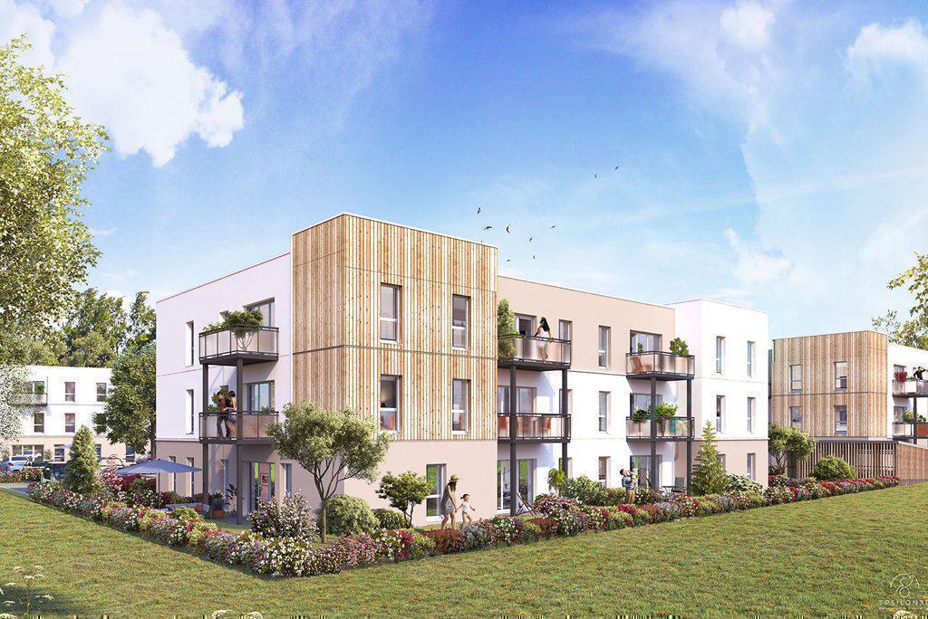 Programme immobilier COURTIL POMMERETS 21600 LONGVIC