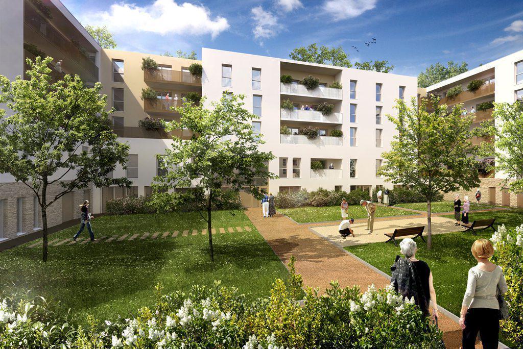Programme immobilier LES PIERRES DOREES 69400 GLEIZE