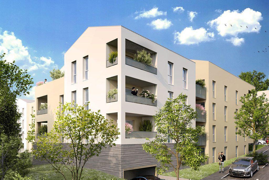 Programme immobilier FIL'HARMONY 69400 GLEIZE
