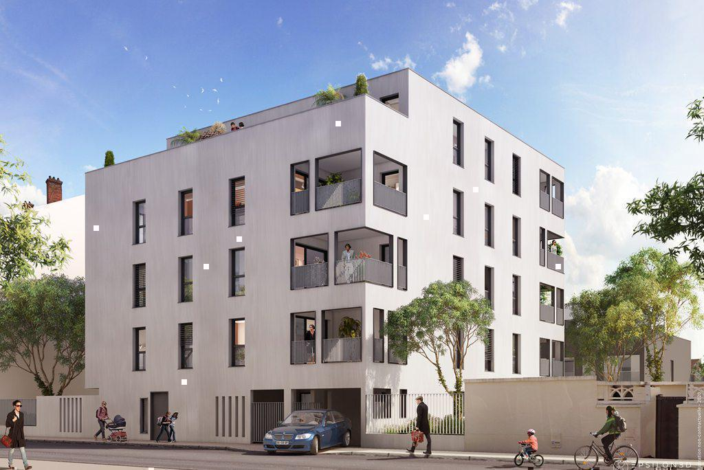 Programme immobilier EMBLEME 69328 LYON 03