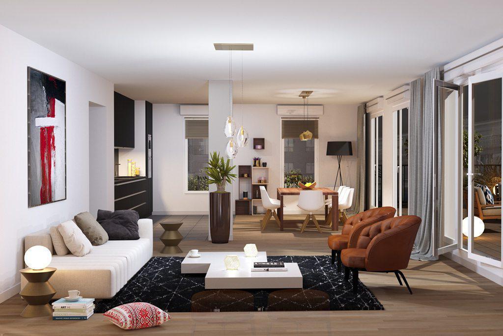 Programme immobilier LA CROISEE DES ARTS 21000 DIJON