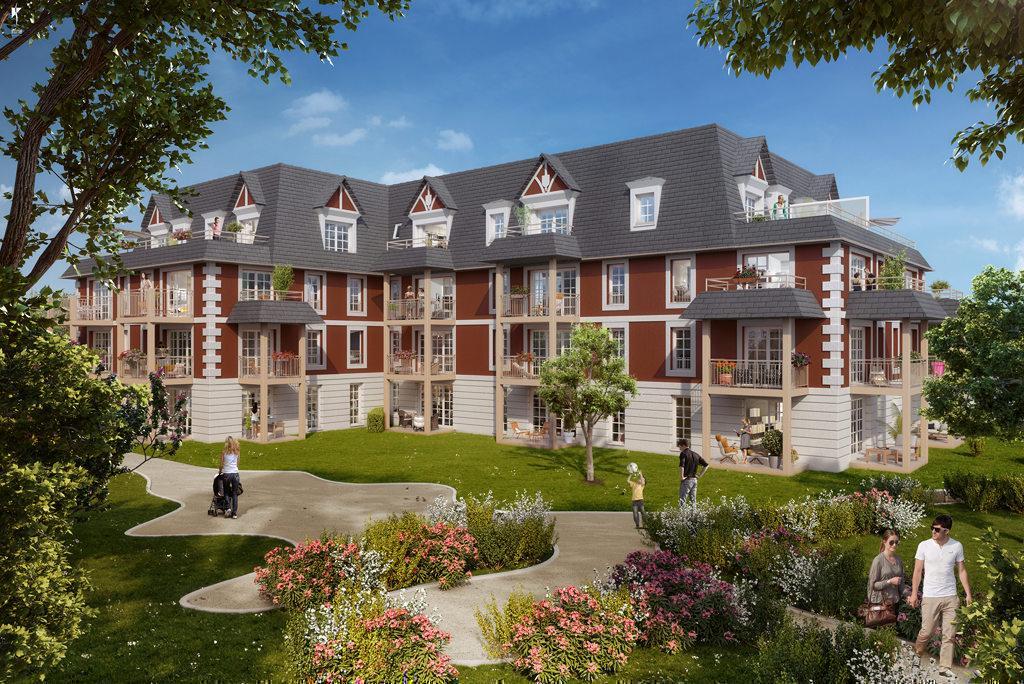 Programme immobilier NOUVELLE VAGUE 14910 BENERVILLE SUR MER