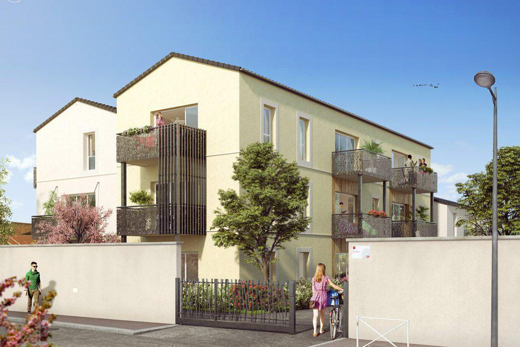 Programme immobilier EN APARTE 14123 IFS