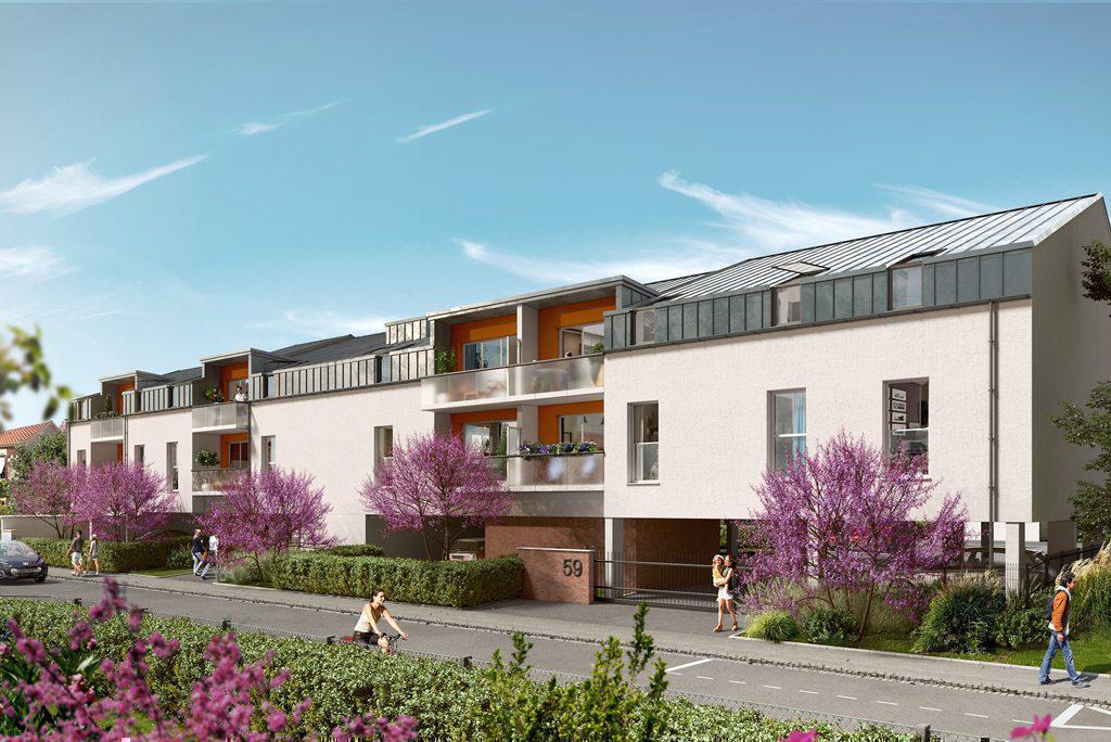 Programme immobilier LE FLORILEGE 76140 LE PETIT QUEVILLY
