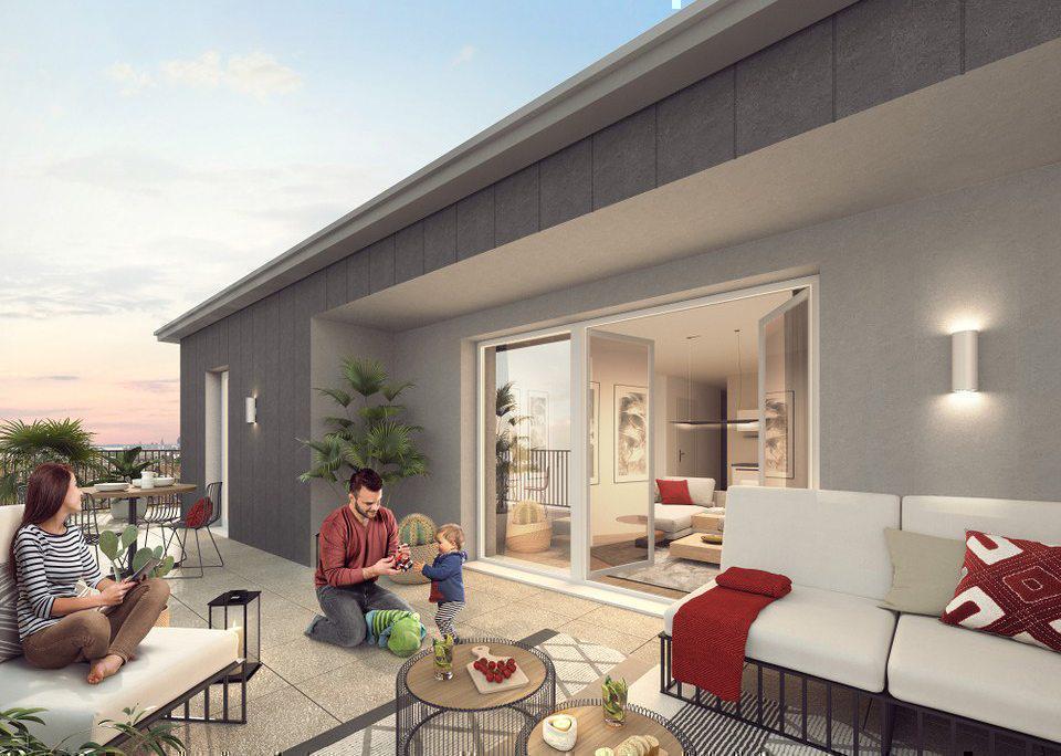 Programme immobilier L'ATTIK 76000 ROUEN