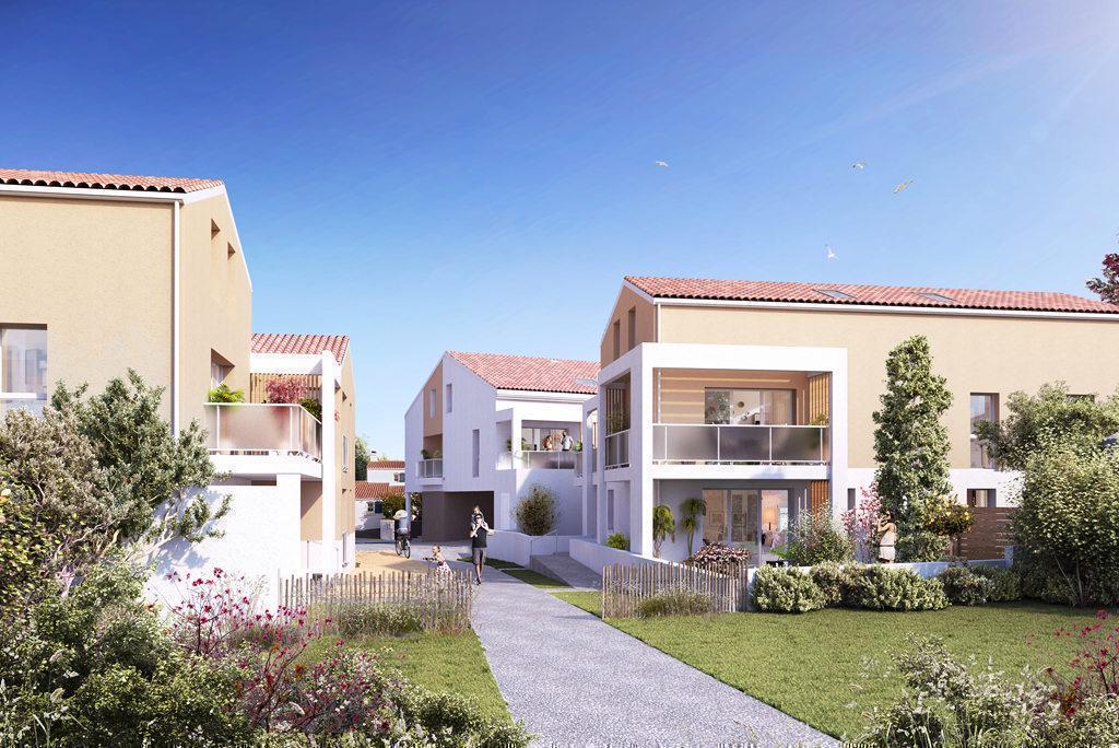 Programme immobilier AIGUE-MARINE 85800 SAINT GILLES CROIX DE VIE