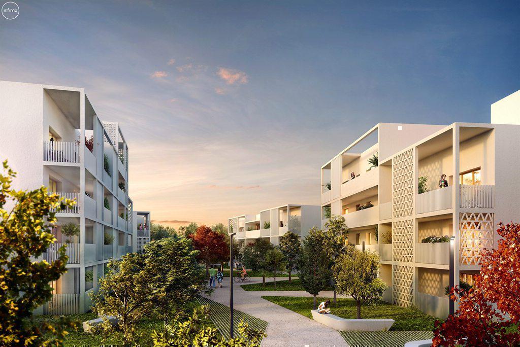 Programme immobilier ARBORESENS 33700 MERIGNAC
