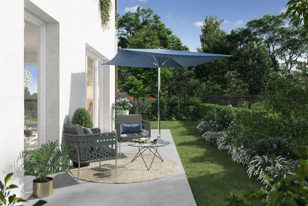 Programme immobilier GREEN HARMONY 33450 SAINT LOUBES