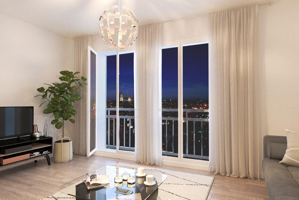 Programme immobilier LE PARC DAUPHINE 45000 ORLEANS