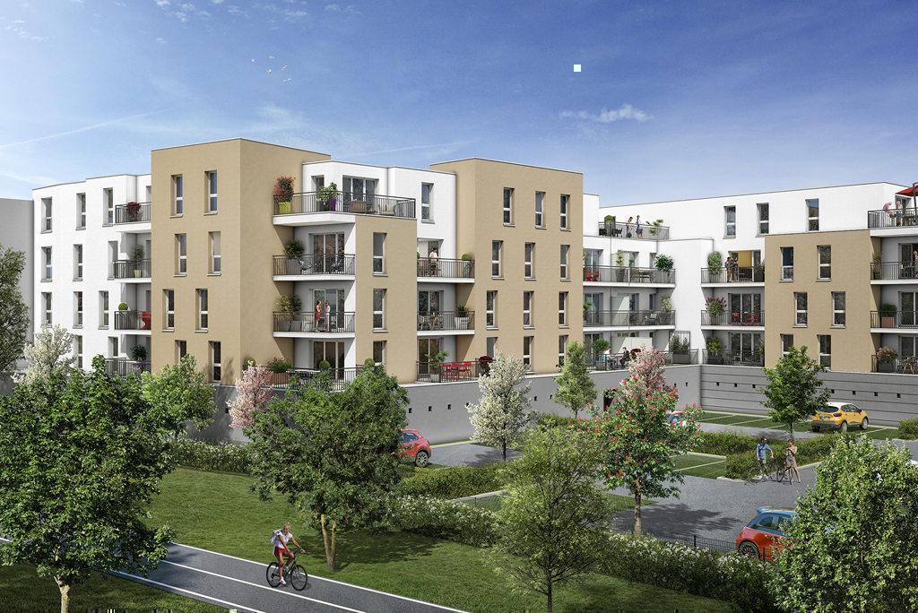 Programme immobilier LE 32 AVENUE 28110 LUCE