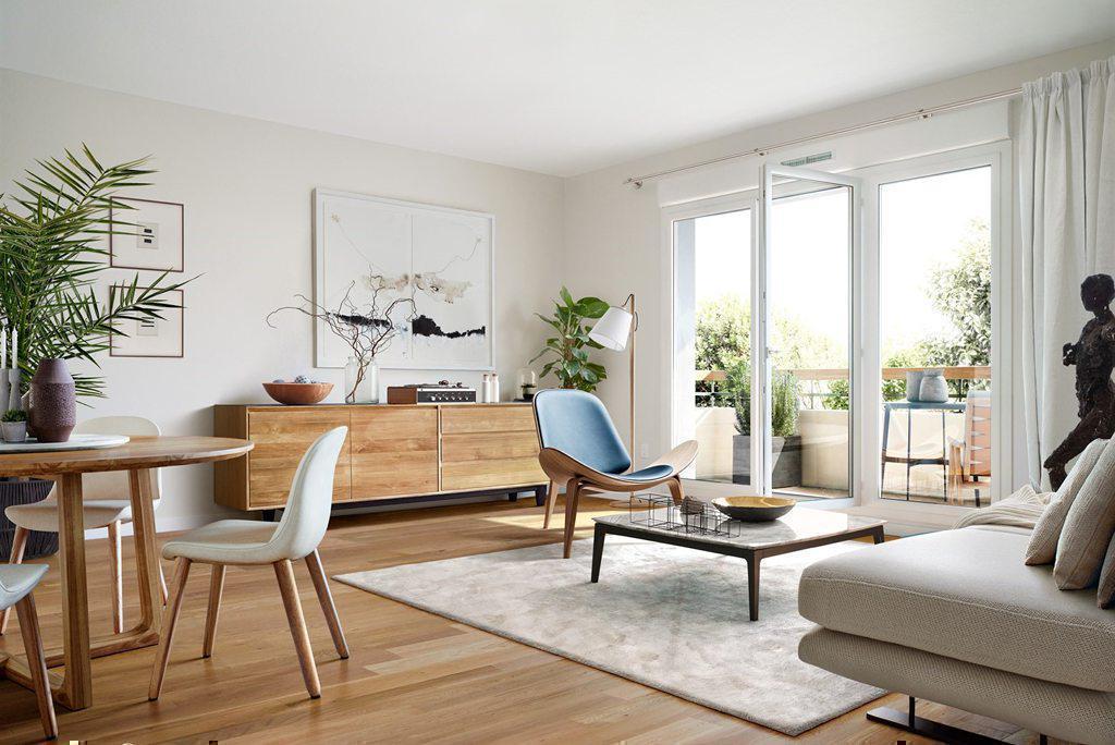 Programme immobilier AU COEUR DE HANCHES 28130 HANCHES