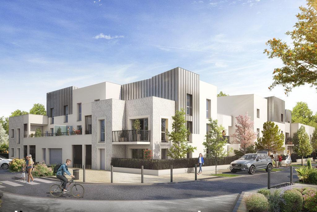 Programme immobilier LE CARRÉ VERT 45800 SAINT JEAN DE BRAYE