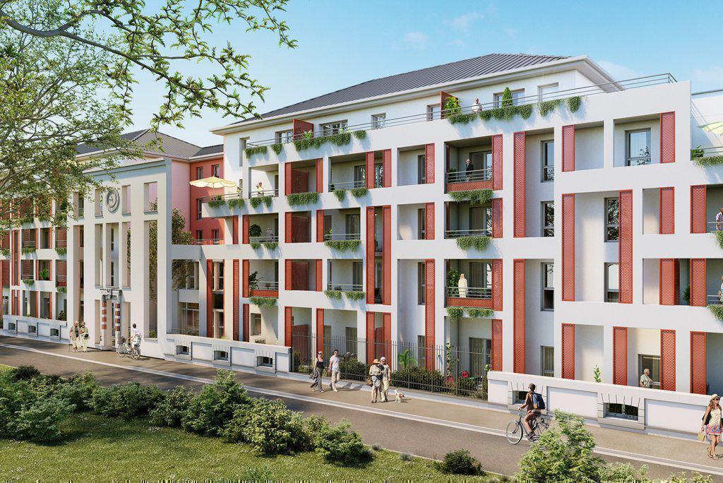 Programme immobilier LA JONQUE 45200 MONTARGIS