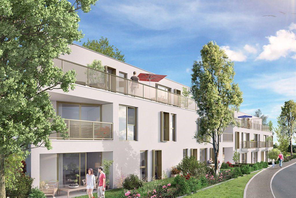 Programme immobilier POESY 35760 MONTGERMONT