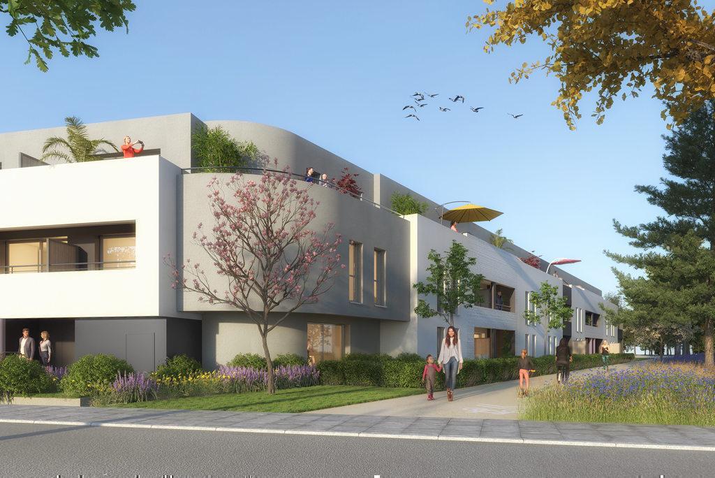 Programme immobilier BELLEVY 35132 VEZIN LE COQUET