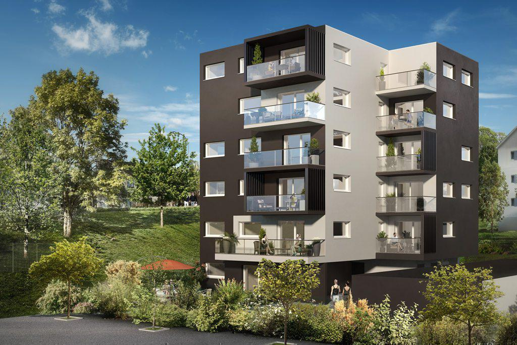 Programme immobilier L'ARISTIDE 29800 LANDERNEAU