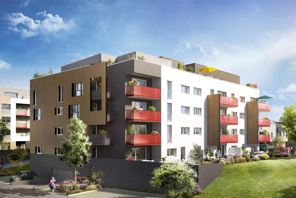 Programme immobilier HARMONY 53390 SAINT ERBLON
