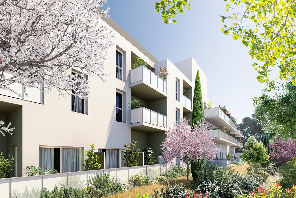 Programme immobilier LUMINEA 34170 CASTELNAU LE LEZ