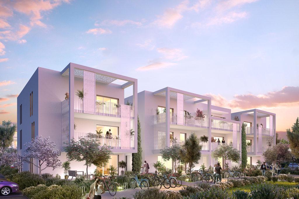 Programme immobilier CLOS SANT VICENS 66000 PERPIGNAN