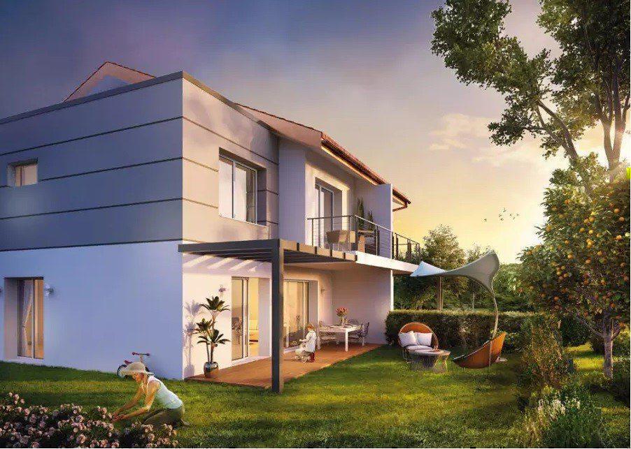 Programme immobilier LA RÉSERVE 01280 PREVESSIN MOENS