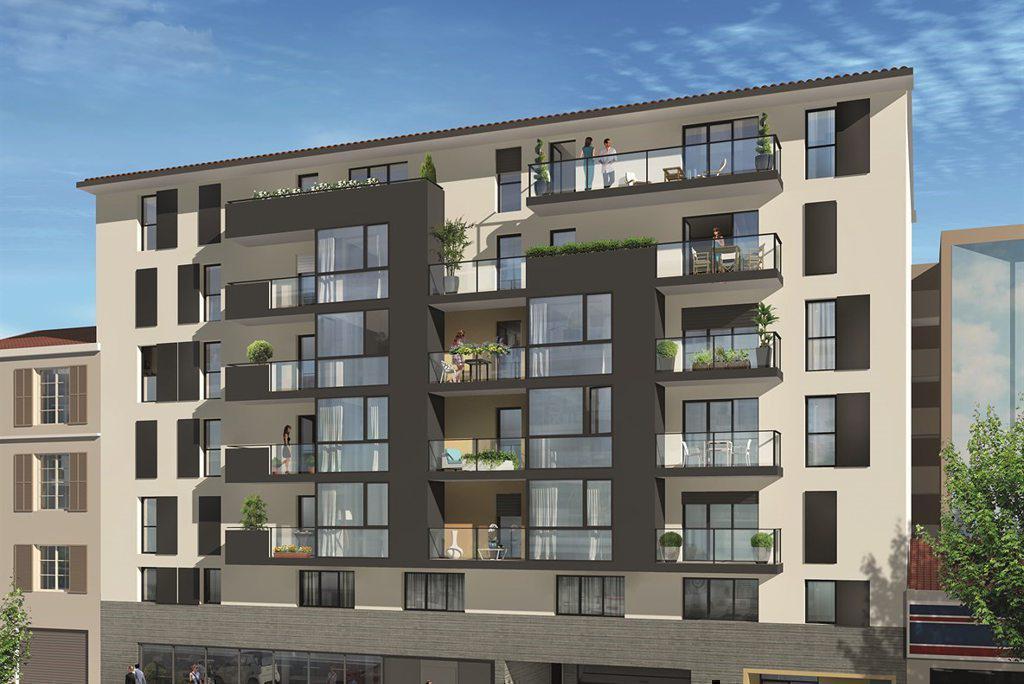 Programme immobilier VILLA D'ESTE 06000 NICE