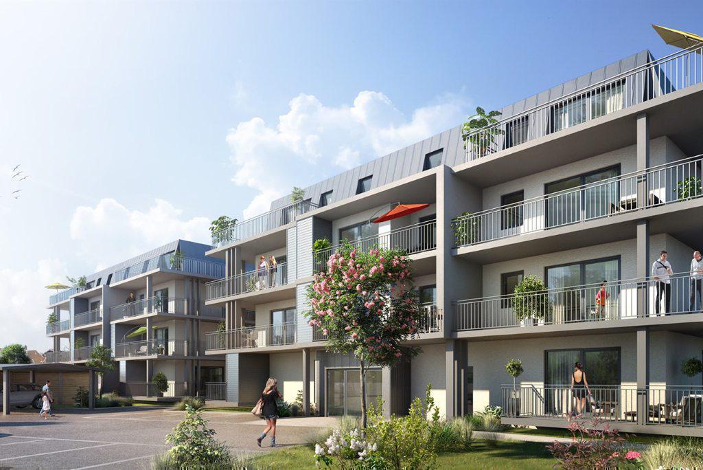 Programme immobilier AIXPRESSION 73100 AIX LES BAINS