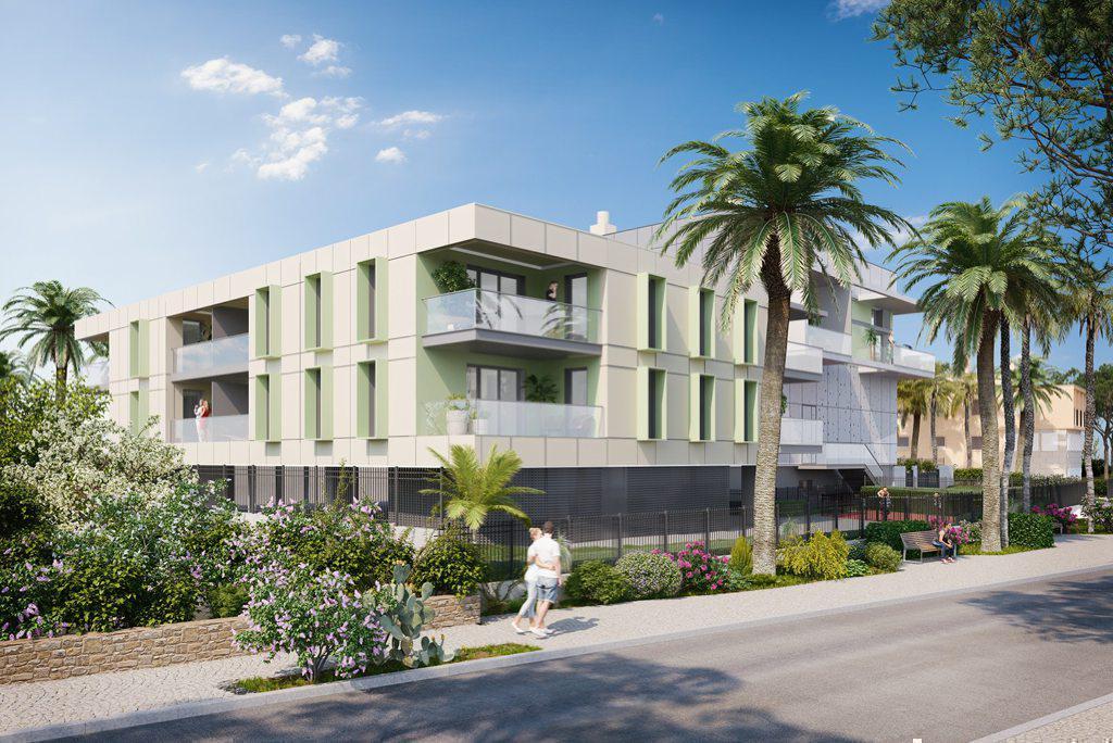 Programme immobilier NOUVELLE ERE 83980 LE LAVANDOU