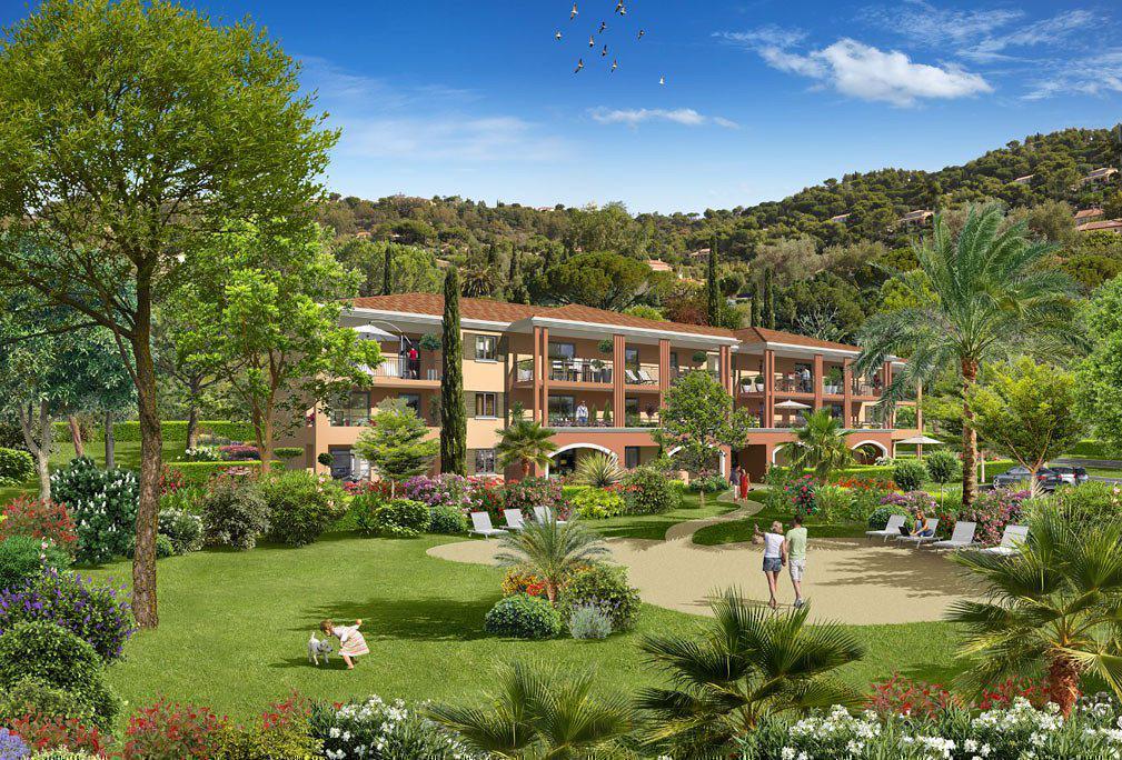 Programme immobilier LODERI 83230 BORMES LES MIMOSAS