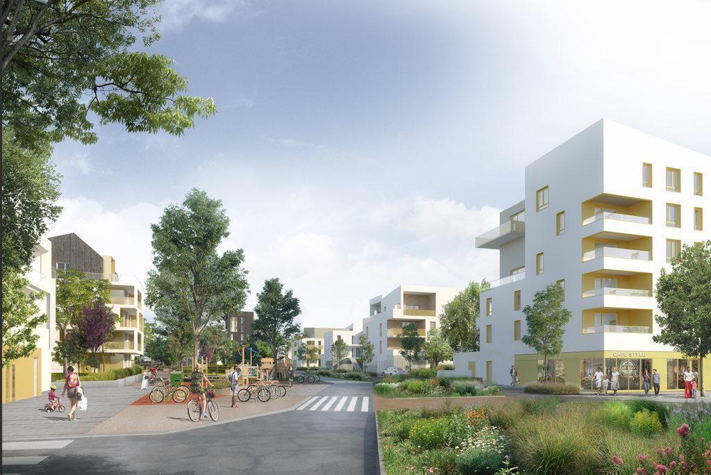 Programme immobilier IMAGIN'AIR 67205 OBERHAUSBERGEN