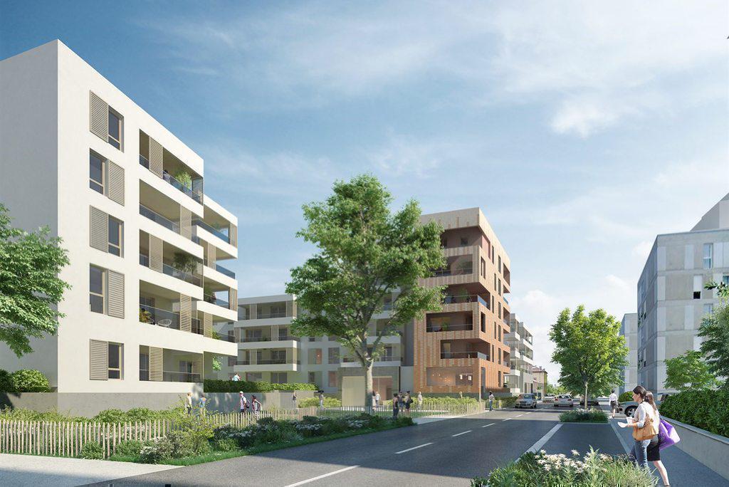 Programme immobilier MOSAIC 54000 NANCY