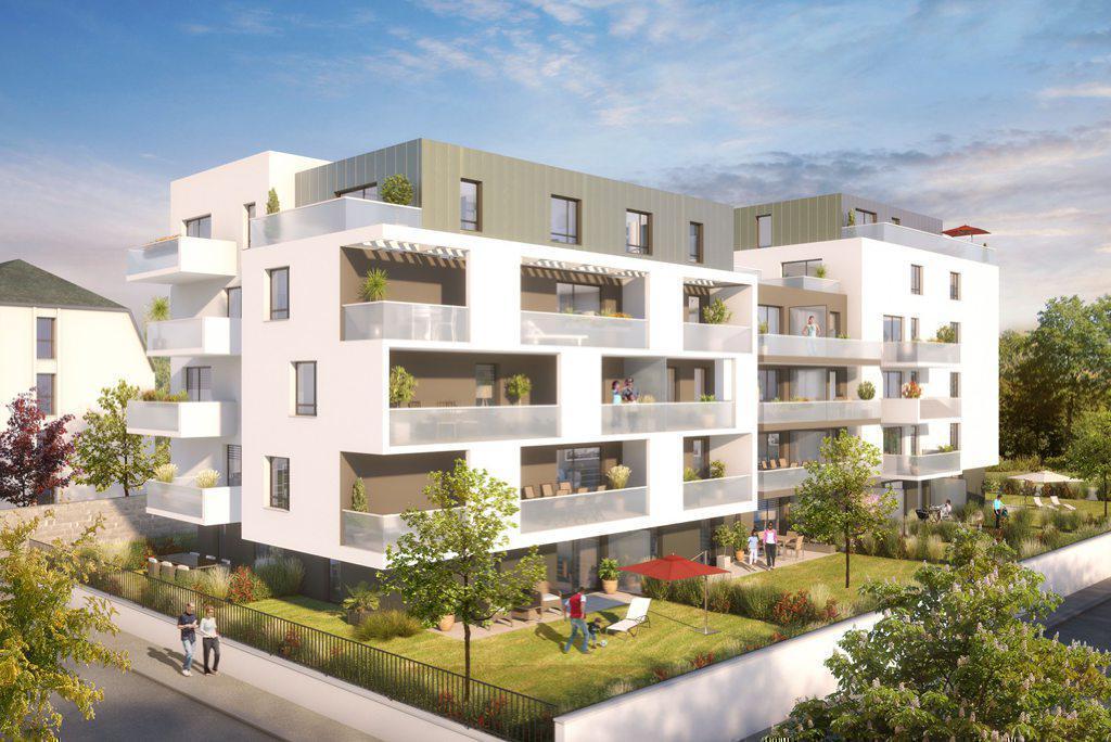 Programme immobilier AZUR & O 67400 ILLKIRCH GRAFFENSTADEN