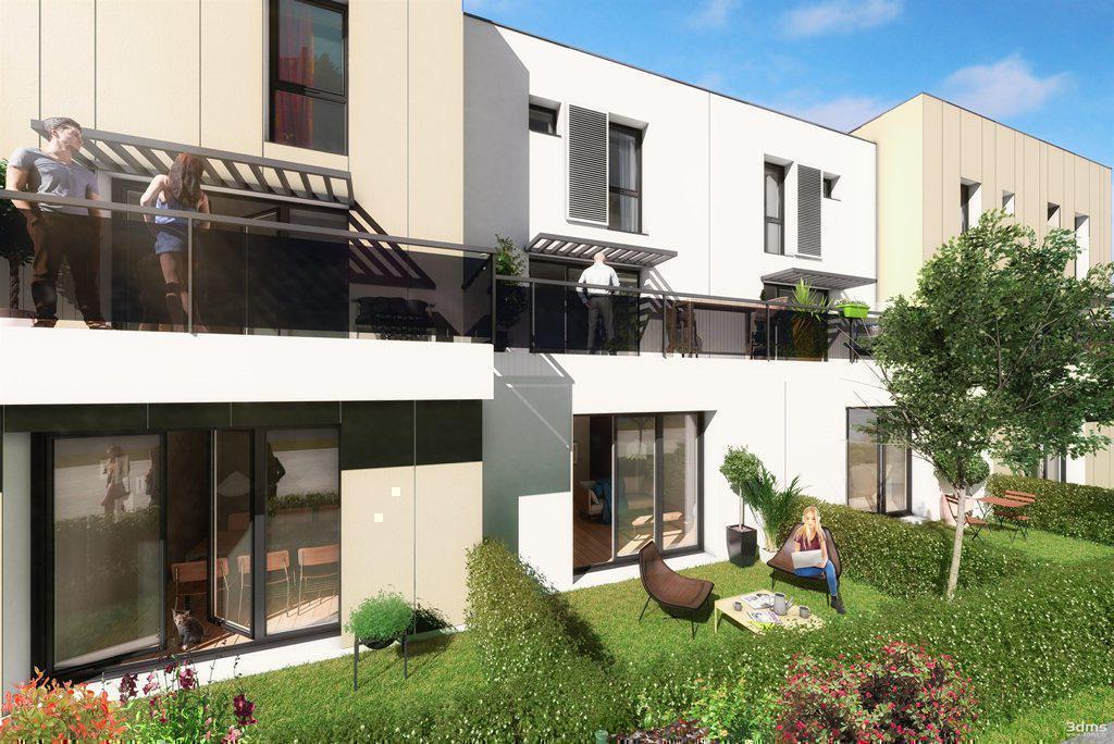Programme immobilier COCOON 2 57000 METZ