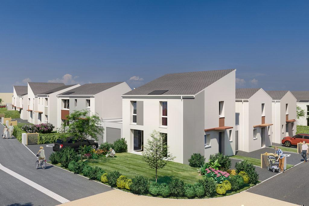 Programme immobilier CLOS DES ALIZES 57155 MARLY
