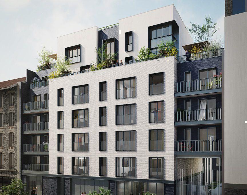 Programme immobilier 128' AGUESSEAU 92100 BOULOGNE BILLANCOURT