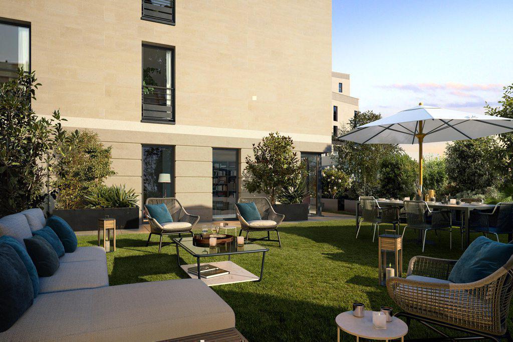 Programme immobilier SQUARE DES BATELIERS 92110 CLICHY