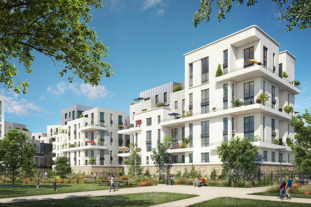 Programme immobilier OVATION MAGELLAN 92700 COLOMBES