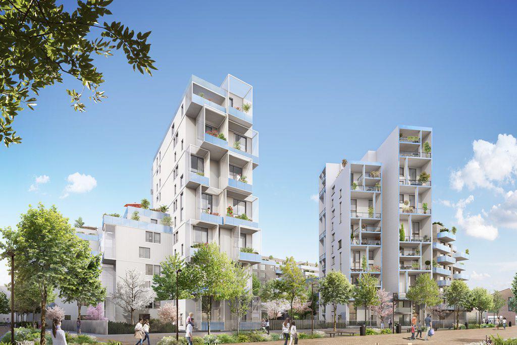 Programme immobilier HIGH PARK ULTIME 92600 ASNIERES SUR SEINE