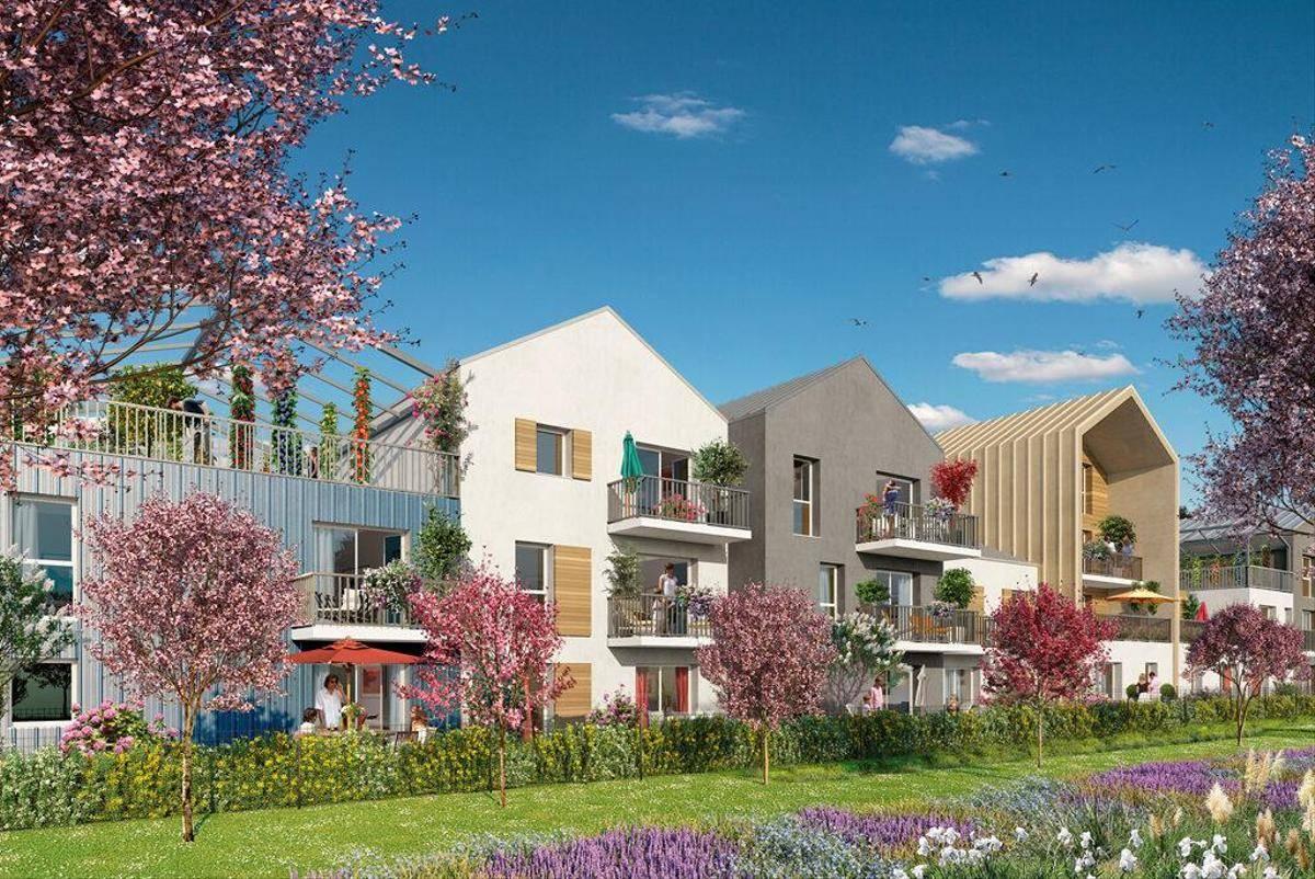 Programme immobilier GAIA 91420 MORANGIS