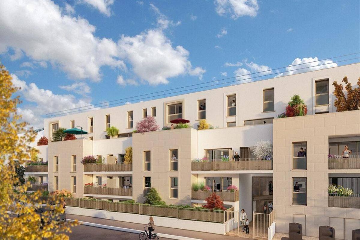 Programme immobilier MY PARISIS 77270 VILLEPARISIS